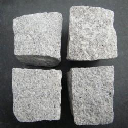 Granit Blockstufen Hellgrau 15 x 45 cm