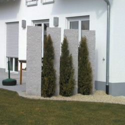Schiefer Blockstufen 14 - 16 cm hoch