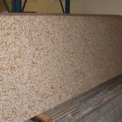 Limes Granit Pfosten Grau 20 x 20 cm 200 cm lang