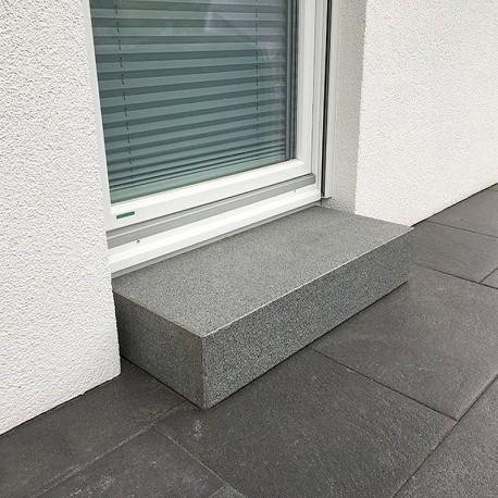 Granit Pflaster Elena Weiß 10 x 10 x 5 cm