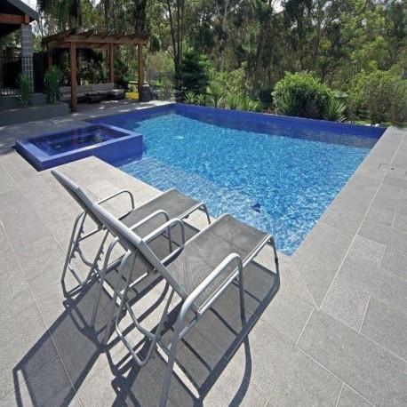 Granit Schotter Hellgrau in BIG BAG Größe 8 - 16 mm