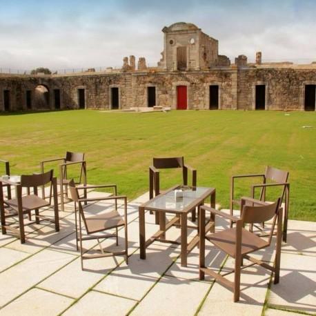Basalt Palisaden 8 x 20 cm