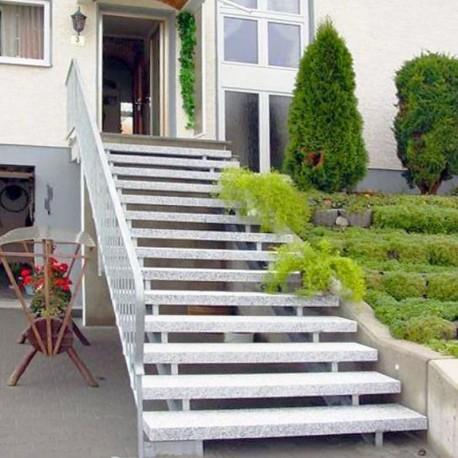 Granit-Pflaster Steine Kollane Gelb gespalten