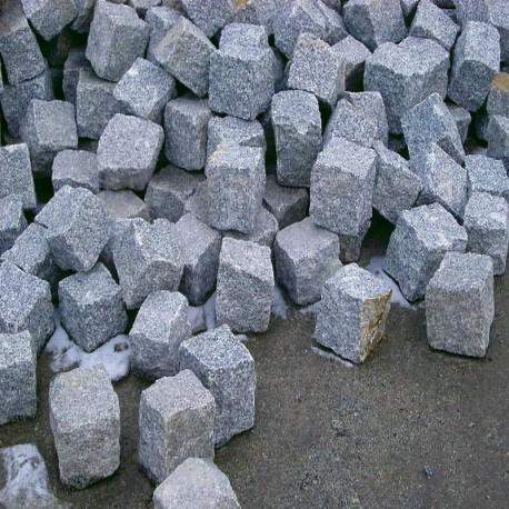 Granit Sitz Blöcke Granit Laahs Rot