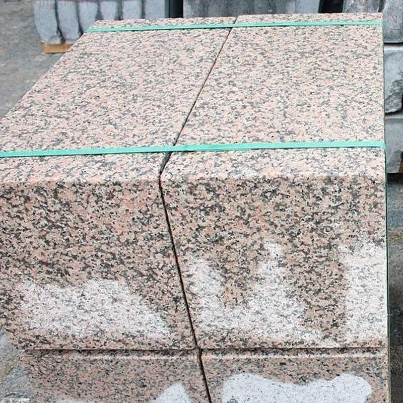 granit griys pflaster steine grau natur steine org. Black Bedroom Furniture Sets. Home Design Ideas