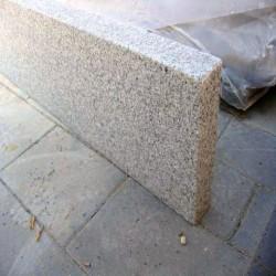Granit Podestplatten Griys Hellgrau 20 cm