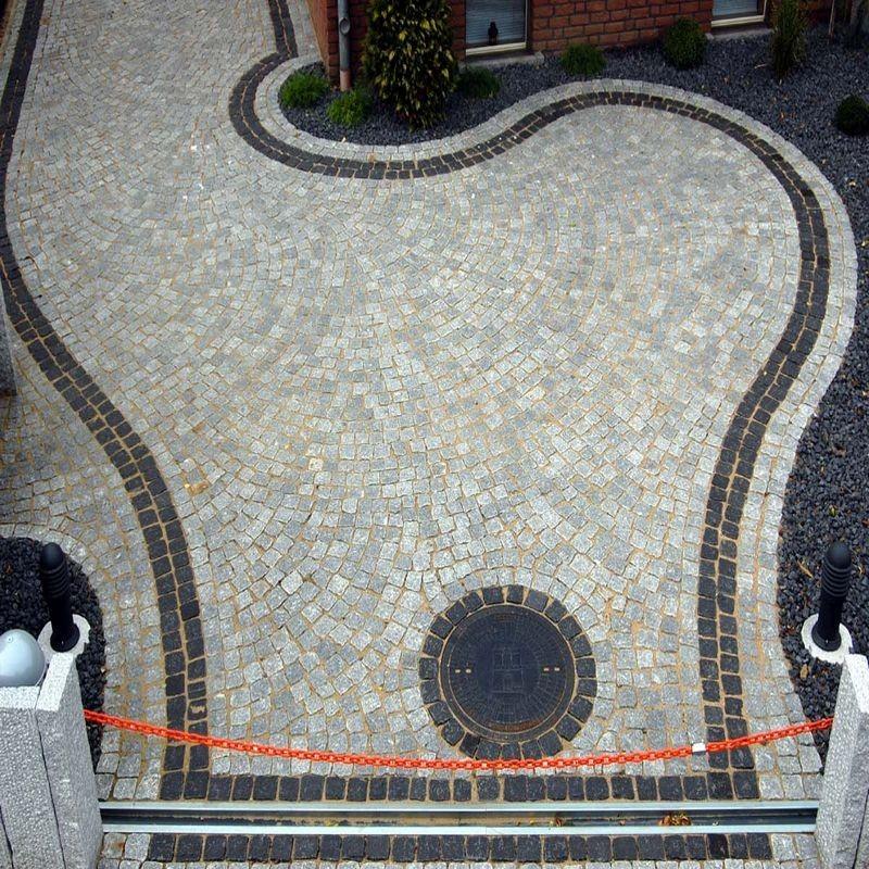 Granit griys pflaster steine grau   natur steine org