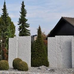 Sandstein Mauersteine Mapula 15 x 20 x 40 Trockenmauersteine