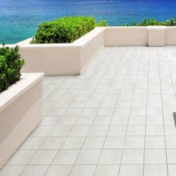 Sandstein Terrassen Platten Alba Weiß 3 cm 60 x 30 cm