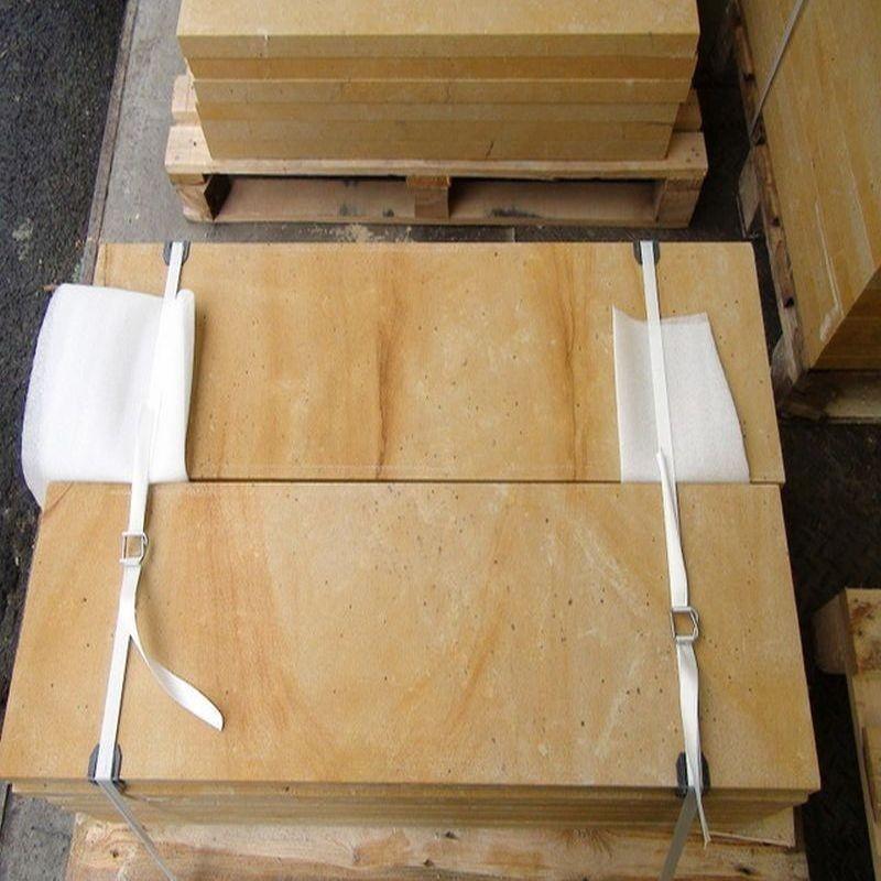 sandstein terrassen platten rot 3 cm natur steine org. Black Bedroom Furniture Sets. Home Design Ideas