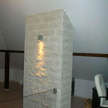 Basalt-Pflaster Schwarz Anthrazit gespalten Größe 10 x 12 cm