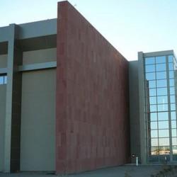 Granit Blockstufen Anthrazit 18 x 35 cm 80 cm lang