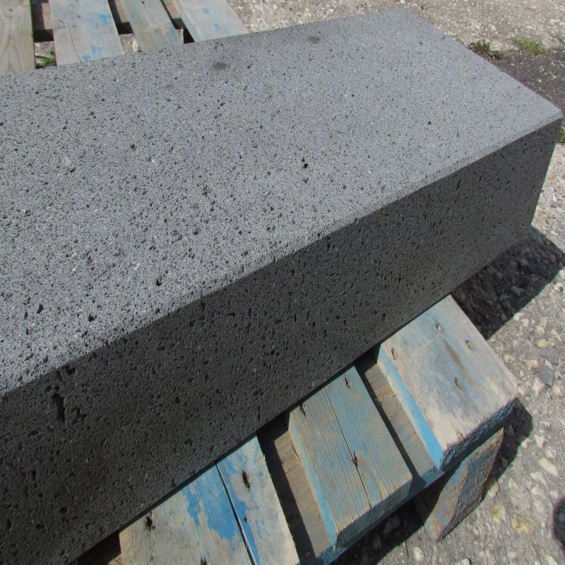 granit quader hellgrau 30 cm hoch natur steine org. Black Bedroom Furniture Sets. Home Design Ideas
