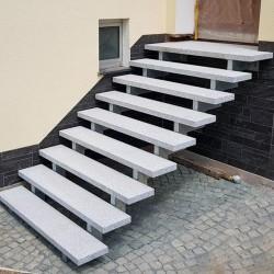 Basalt Sockelsteine Felsen 15 - 35 cm lose