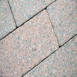 Granit Terrassenplatten Laahs Rot 3 cm
