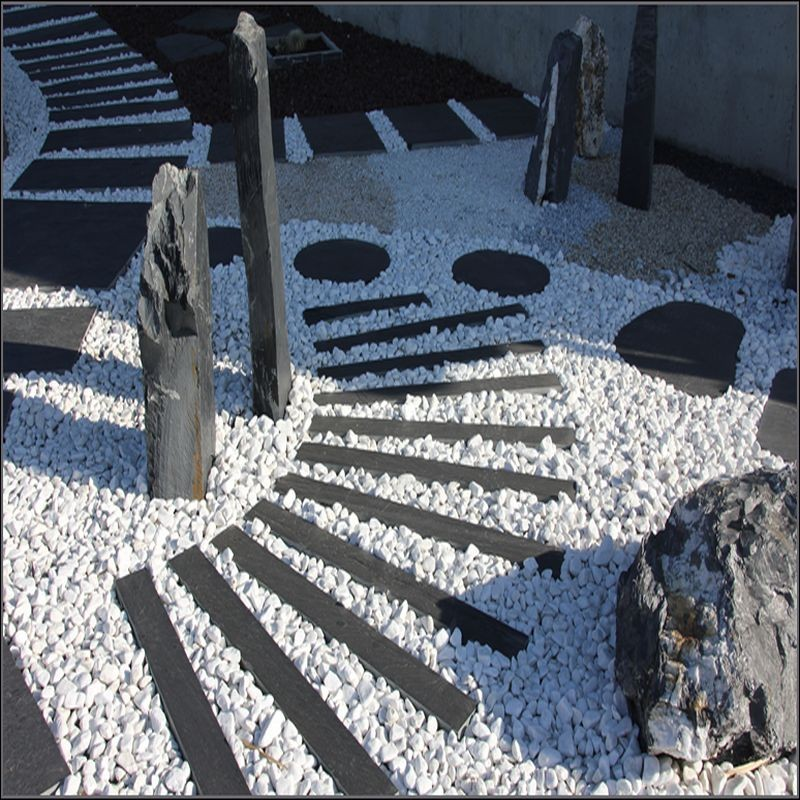 granit pflaster platten hellgrau 8 cm natur steine org. Black Bedroom Furniture Sets. Home Design Ideas