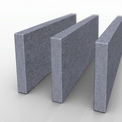 Granit Palisaden Alvaro Dunkelgrau 8 x 25 cm 300 cm lang