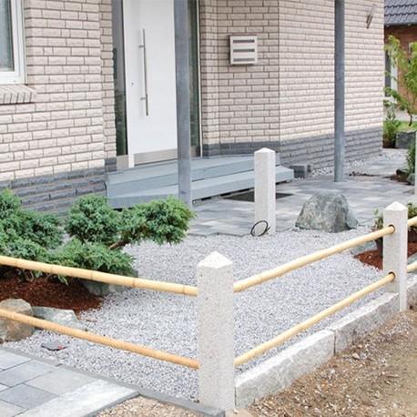 Granit Palisaden Tiago Hellgelb 10 x 25