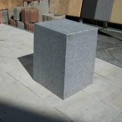 Granit Tiago Sichtschutz Gelb 10 x 50 cm
