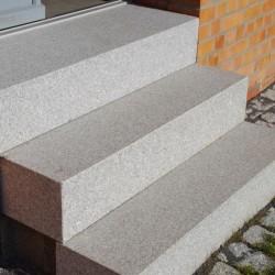 Gneis Brocken Gold Silber Schwarz im BIG Bag lose gekippt