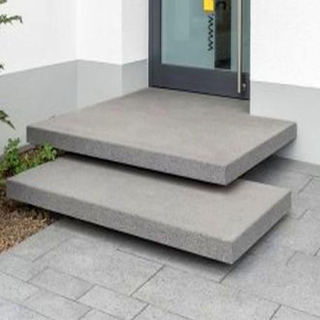 Granit Sitzblöcke Tiago Gelb 50 x 50 x 100 cm