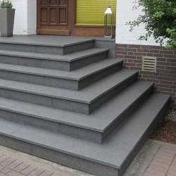Duschwanne Granit Weißgrau