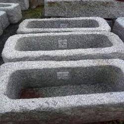 Sandstein Blockstufen Mapula Rot 15 x 35 cm 200 cm lang geschliffen