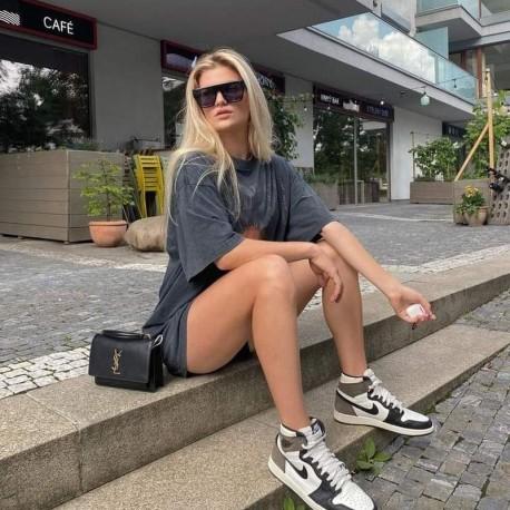 Granit Blockstufen Pedro Black Schwarz geflammt